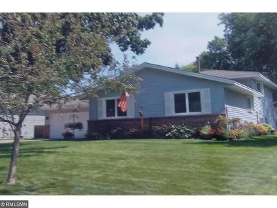 Brooklyn Park Single Family Home For Sale: 7800 Abbott Ave