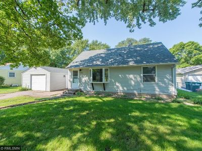 Blaine Single Family Home For Sale: 8816 Monroe Street NE