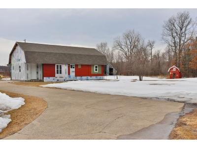 Saint Cloud Single Family Home For Sale: 2728 95th Avenue SE