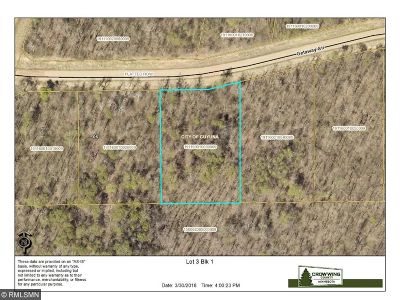 Deerwood Residential Lots & Land For Sale: Xxx Lot 3 Get Away Circle Drive