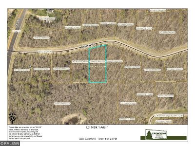 Deerwood Residential Lots & Land For Sale: Xxx Lot 5 Get Away Circle Drive