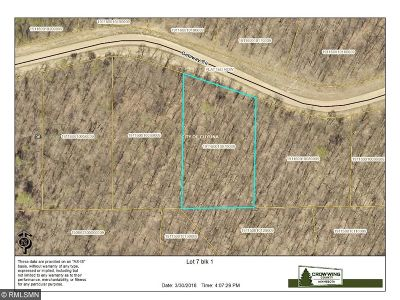 Deerwood Residential Lots & Land For Sale: Xxx Lot 7 Get Away Circle Drive