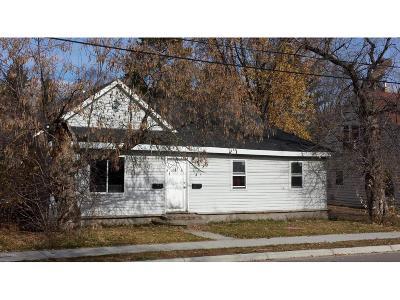 Bemidji Single Family Home For Sale: 603 12th Street NW