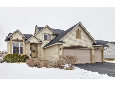 Blaine Single Family Home Contingent: 2907 88th Lane NE