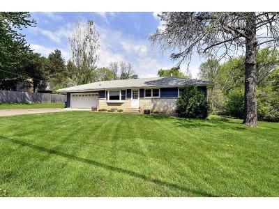 Hennepin County Single Family Home For Sale: 2260 Watertown Road