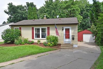 Saint Paul Single Family Home For Sale: 2125 Jessamine Avenue E