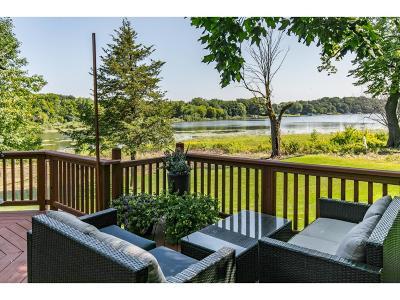 Single Family Home For Sale: 9155 Hidden Bay Lane