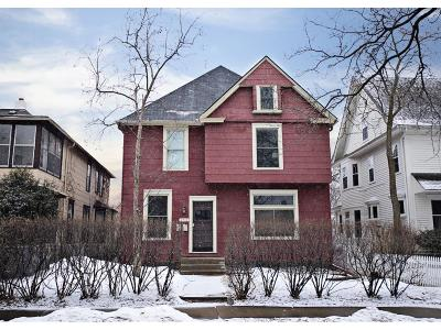 Minneapolis Multi Family Home For Sale: 2712 Dupont Avenue S