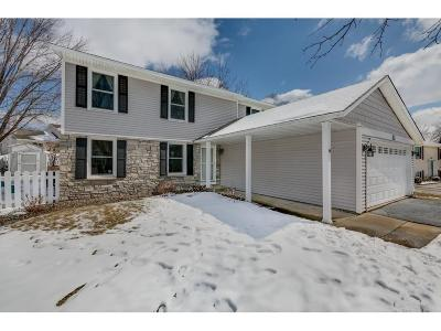 Eden Prairie Single Family Home Contingent: 9861 Cromwell Drive