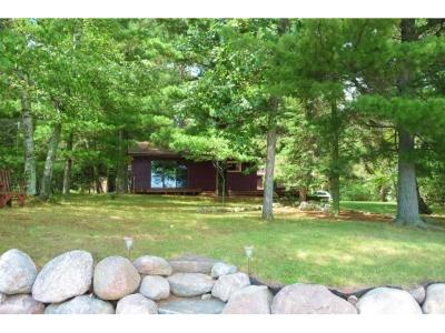 Pequot Lakes Single Family Home For Sale: 36911 Delta Bay Drive