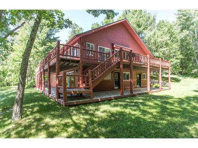 Fifty Lakes Single Family Home For Sale: 17385 N Mitchell Lake Road