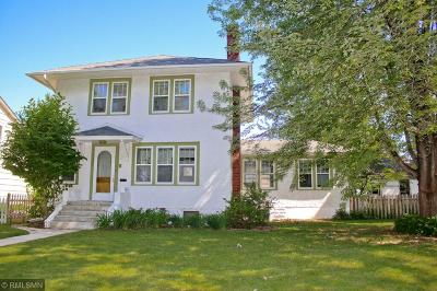 Saint Paul Single Family Home For Sale: 2129 Palace Avenue