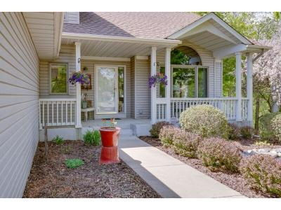 Elk River Single Family Home For Sale: 19448 Vernon Street NW