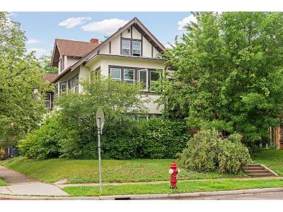 Minneapolis Multi Family Home For Sale: 3252 Emerson Avenue S