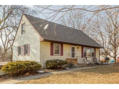 Bloomington Single Family Home Contingent: 8020 Russell Avenue S