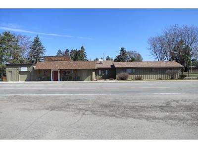 Commercial For Sale: 114 Main Street W