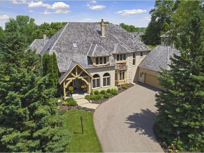 Eden Prairie, Chanhassen, Chaska, Carver Single Family Home Contingent: 9421 Olympia Drive