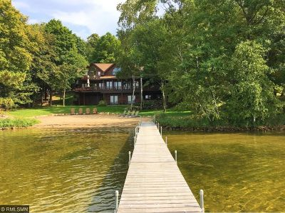 Single Family Home For Sale: 12462 Anchor Point Road