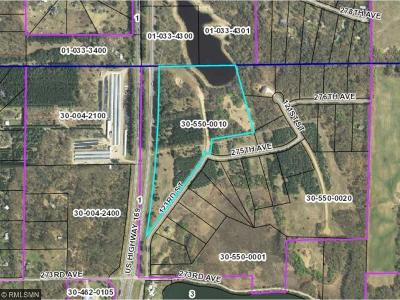 Sherburne County Residential Lots & Land For Sale: Xxxx 123rd Street