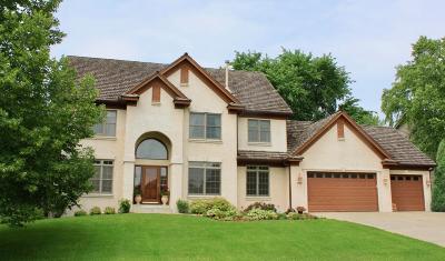 Eden Prairie Single Family Home For Sale: 10482 Shelter Grove