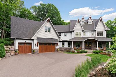 Minnetonka MN Single Family Home For Sale: $1,695,000