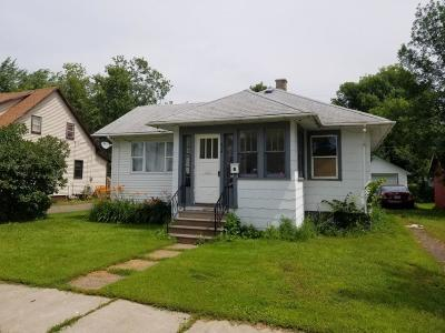 Cloquet Single Family Home For Sale: 414 9th Street