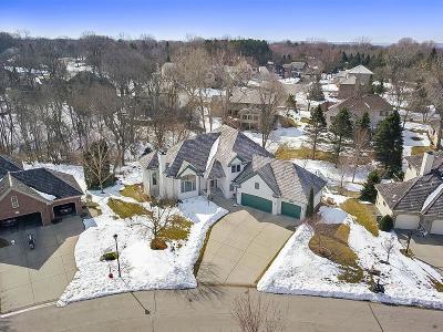 Eden Prairie Single Family Home For Sale: 10168 Gristmill Ridge