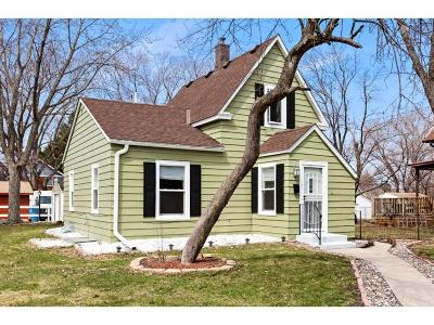 Minneapolis Single Family Home For Sale: 4219 N Fremont Avenue