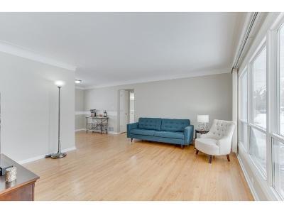 Roseville Single Family Home For Sale: 2663 Marion Street