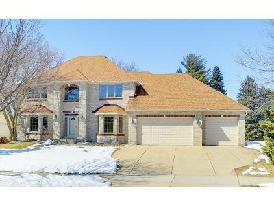 Roseville Single Family Home For Sale: 461 Owasso Hills Drive