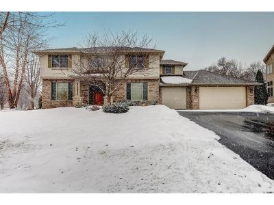 Eden Prairie Single Family Home For Sale: 12291 Princeton Avenue