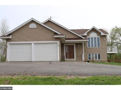 Meeker County Single Family Home For Sale: 21784 658th Avenue