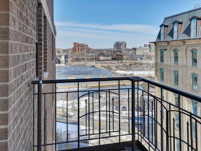 Minneapolis, Saint Paul Condo/Townhouse For Sale: 401 S 1st Street #601