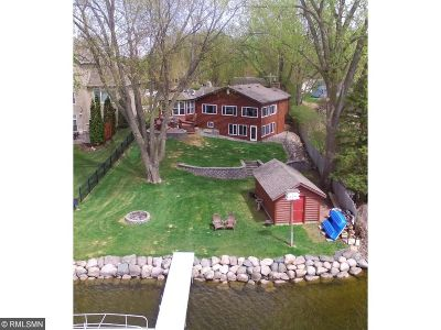 Waverly Single Family Home For Sale: 509 N Shore Drive