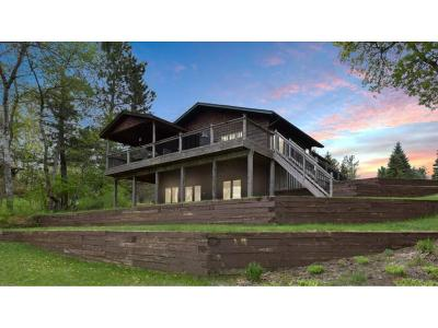 Breezy Point, Crosslake Single Family Home For Sale: 9305 Ossawinnamakee Road