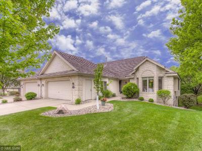 Eden Prairie Condo/Townhouse For Sale: 10382 Franlo Road