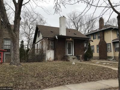 Saint Paul Single Family Home Contingent: 1771 Englewood Avenue