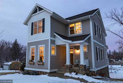 Excelsior Single Family Home For Sale: 337 George Street