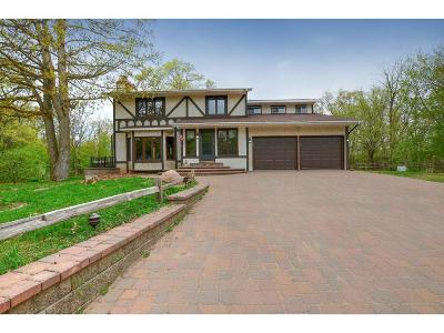 Chisago County Single Family Home For Sale: 32630 Hemingway Avenue