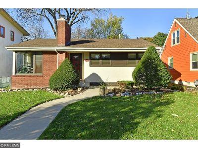 Minneapolis Single Family Home For Sale: 3948 Abbott Avenue S