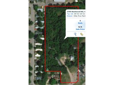Blaine Residential Lots & Land For Sale: 3795 Restwood Road