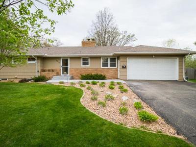 Minnetonka Single Family Home Contingent: 3414 Arbor Lane
