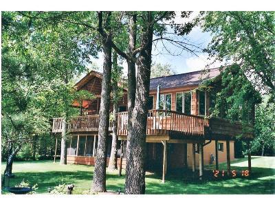 Merrifield Single Family Home For Sale: 12291 Lakeview Lane