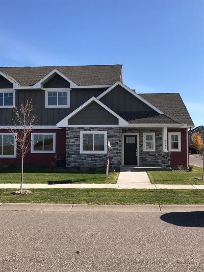 Albertville Condo/Townhouse For Sale: 6919 Linwood Drive NE