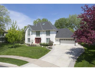 Eden Prairie Single Family Home For Sale: 6255 Fallbrook Road