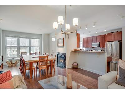 Condo/Townhouse For Sale: 555 S 10th Street