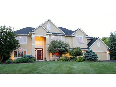 Eden Prairie Single Family Home For Sale: 12498 Cornell Court