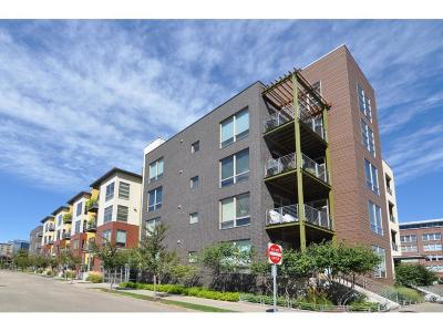 Saint Paul Condo/Townhouse For Sale: 490 Temperance Street #E411