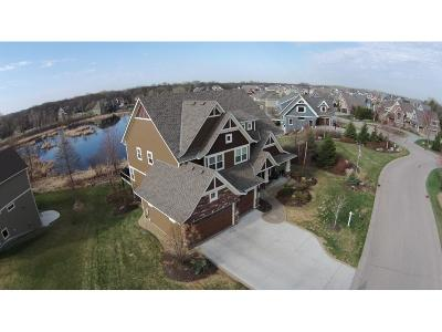 North Oaks Single Family Home For Sale: 4 Leaf Wing Drive