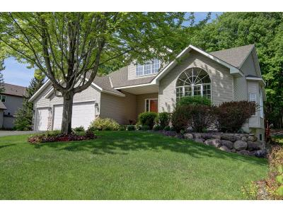 Prior Lake Single Family Home For Sale: 4624 Hummingbird Trail NE